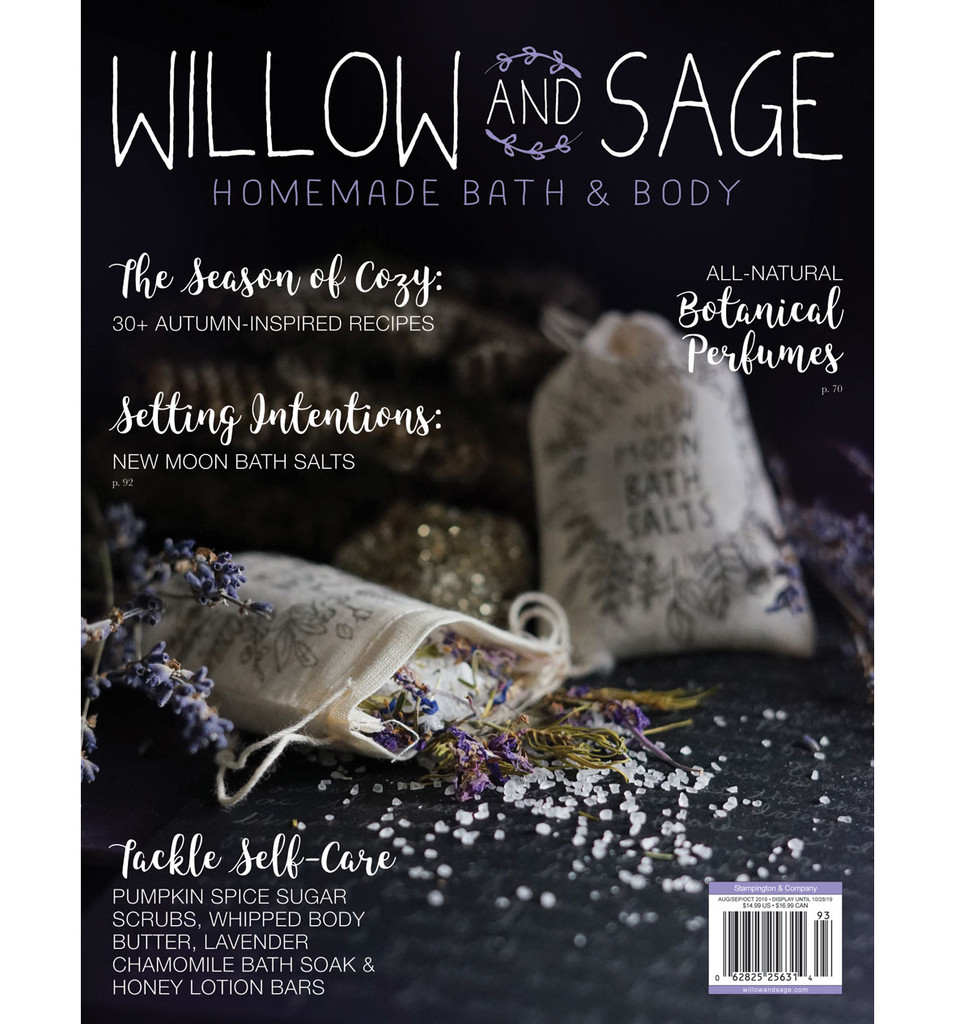 Willow and Sage Autumn 2019