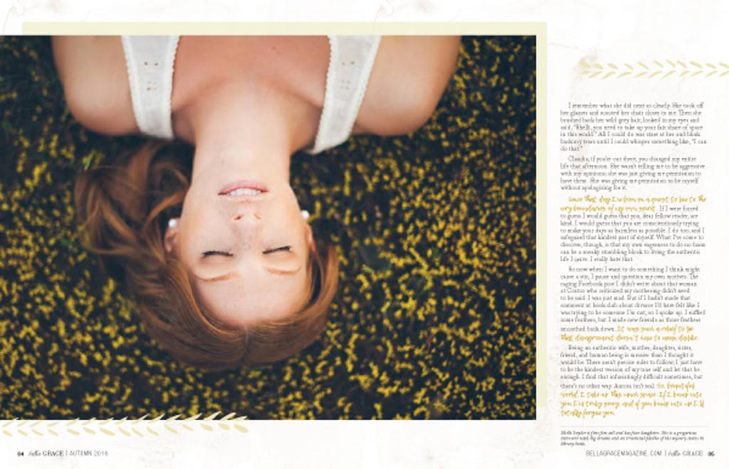 Bella Grace Issue 17