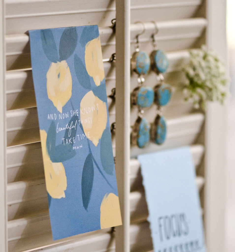 5 Creative Touches to Add to Your Workspace by Christen Hammons