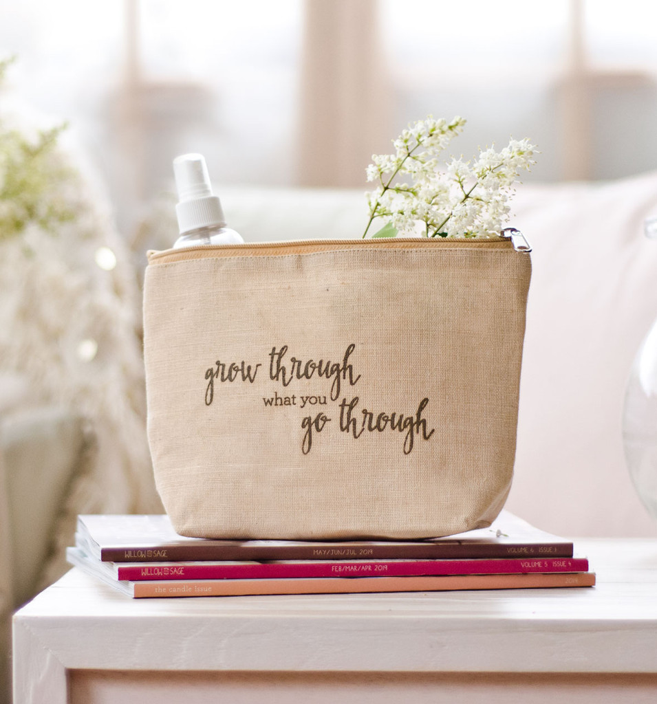 Grow Through What You Go Through Willow and Sage Bundle