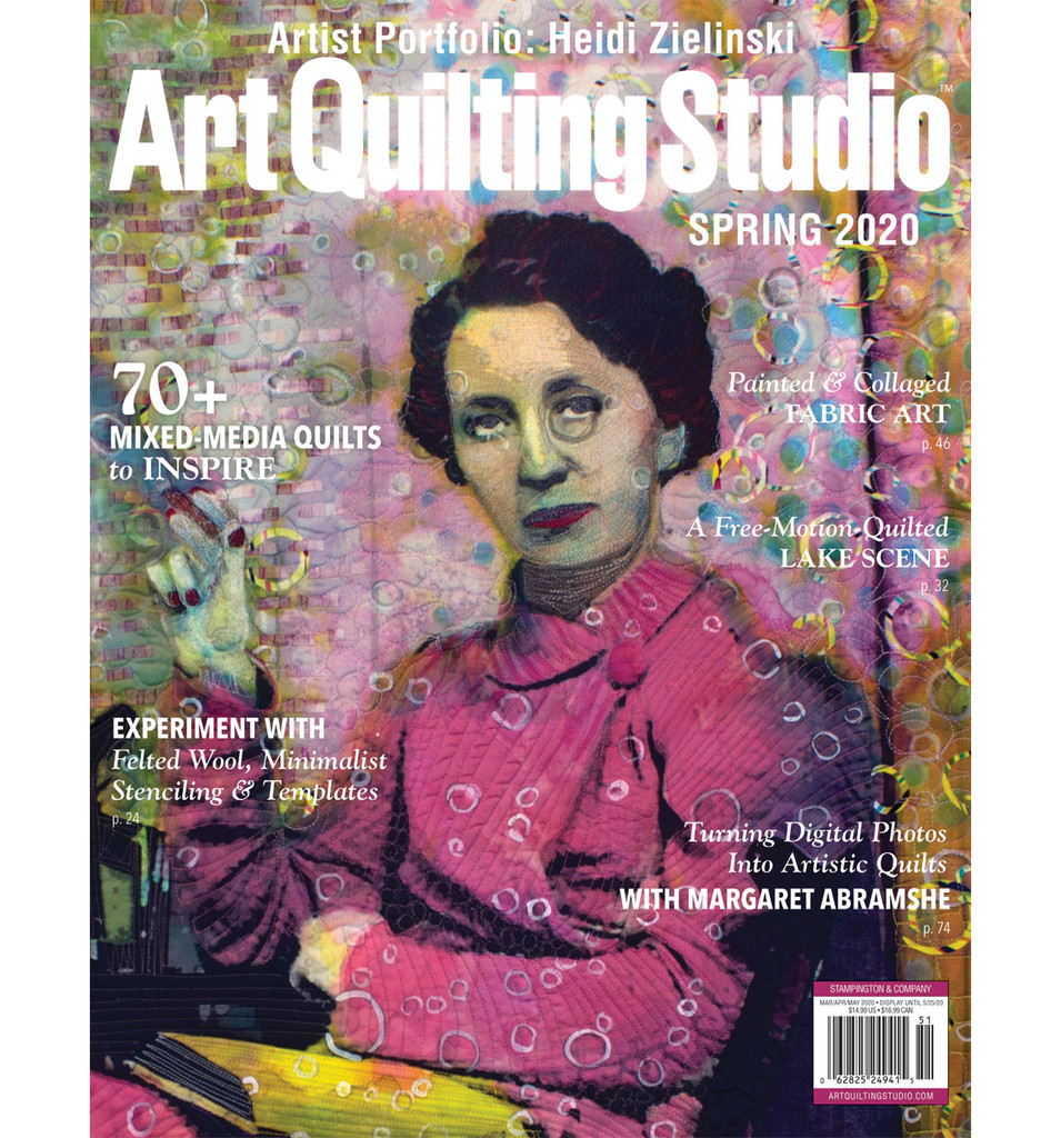 Art Quilting Studio Spring 2020