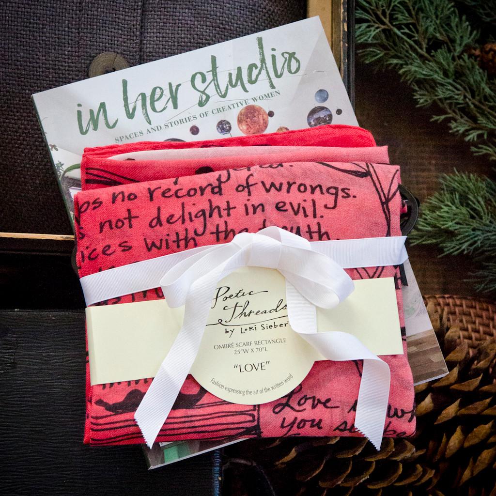 Poetic Threads Gift Bundle