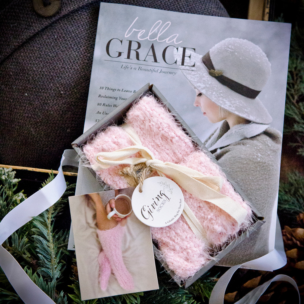 Warm and Fuzzy Gift Bundle