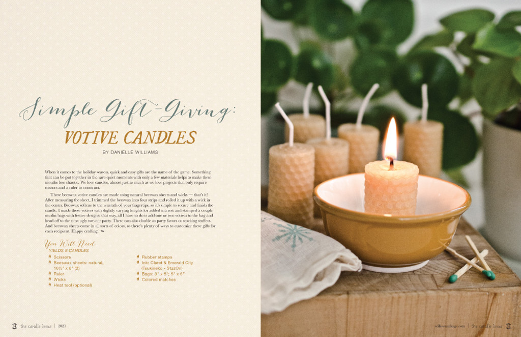 The Candle Issue Volume 2 Pre-Order