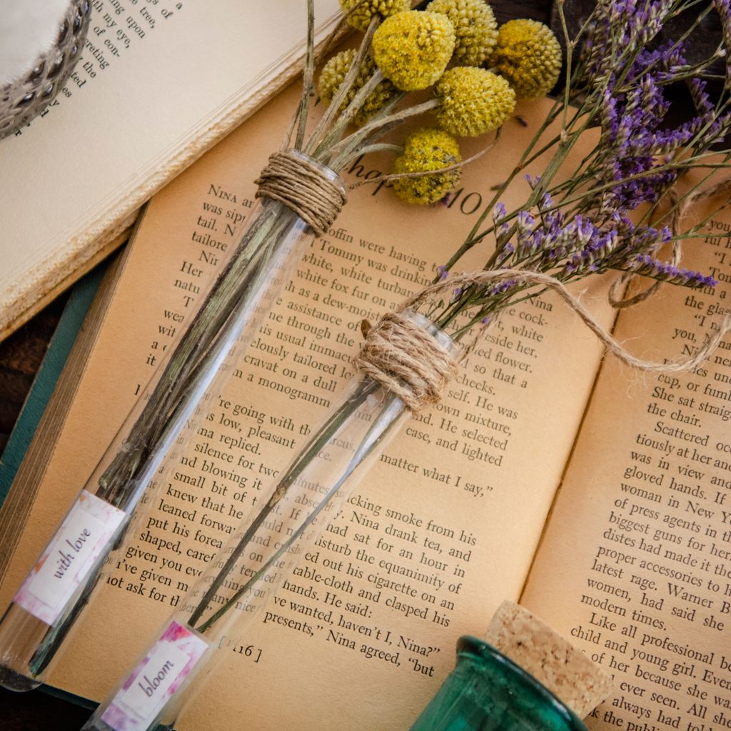 Simple, Bitty Bouquets for Your Galentines by Christen Hammons