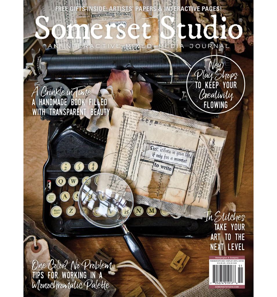 Somerset Studio Spring 2020