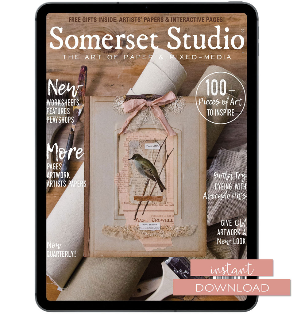 Somerset Studio Spring 2019 Instant Download