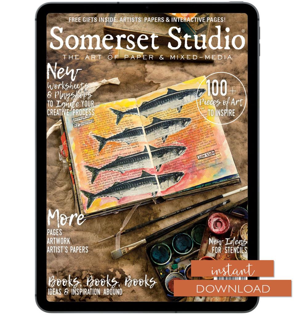 Somerset Studio Summer 2019 Instant Download