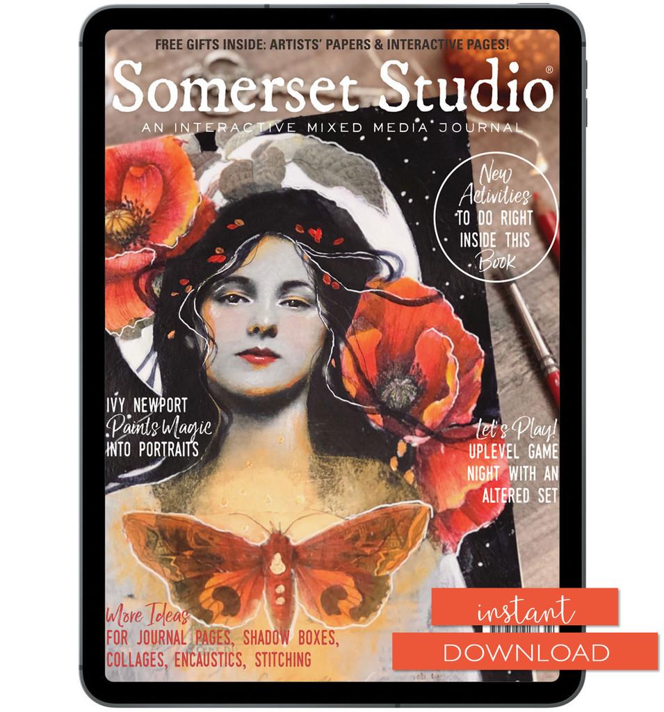 Somerset Studio Winter 2020 Instant Download