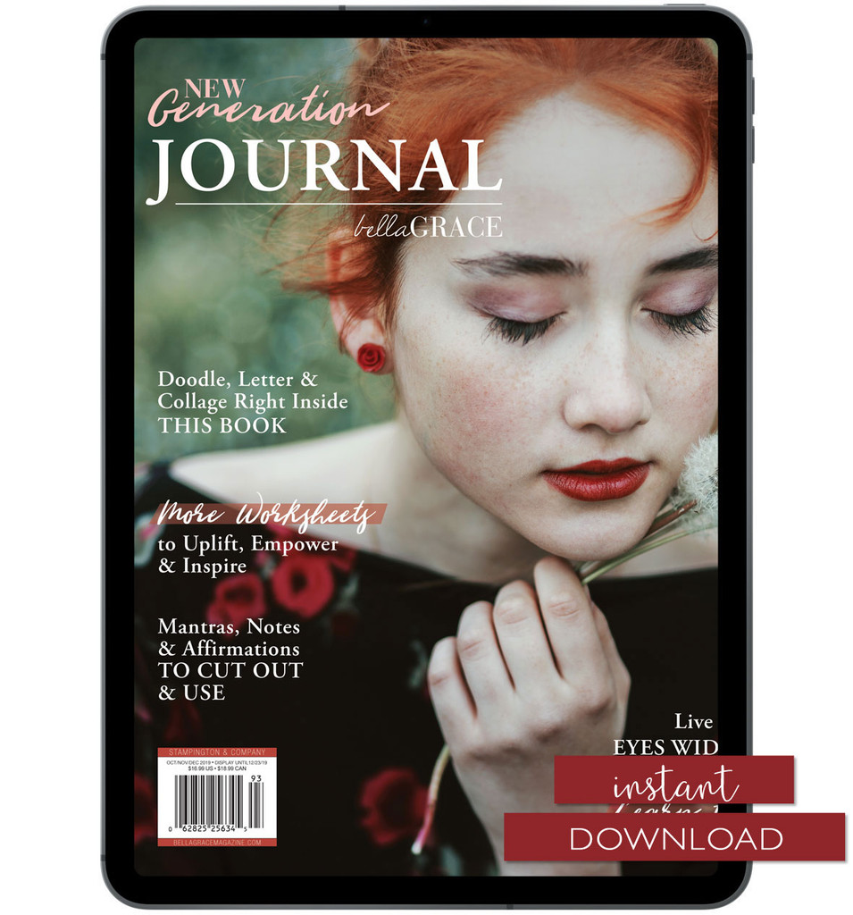Bella Grace New Generation Issue 4 Instant Download