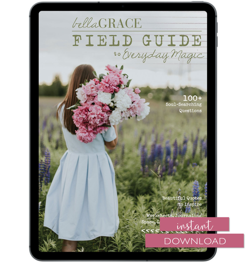 Field Guide to Everyday Magic Issue 3 Instant Download