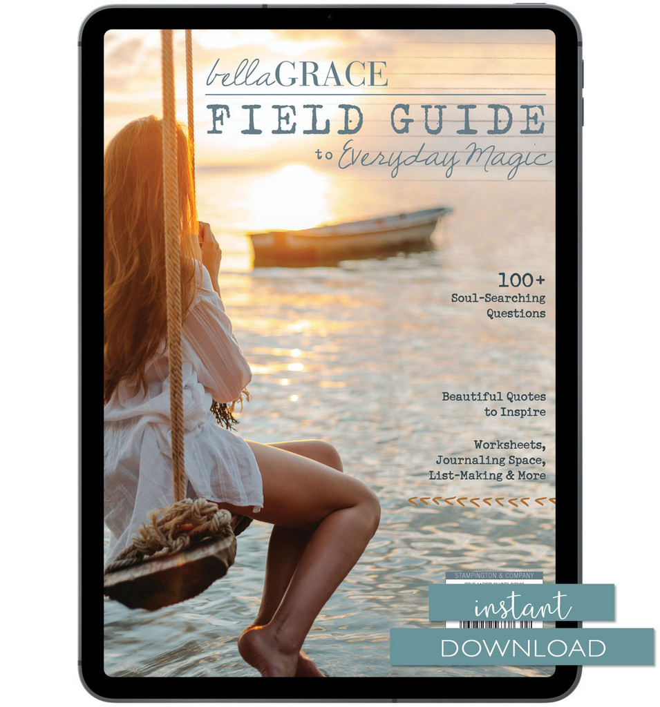 Field Guide to Everyday Magic Issue 4 Instant Download