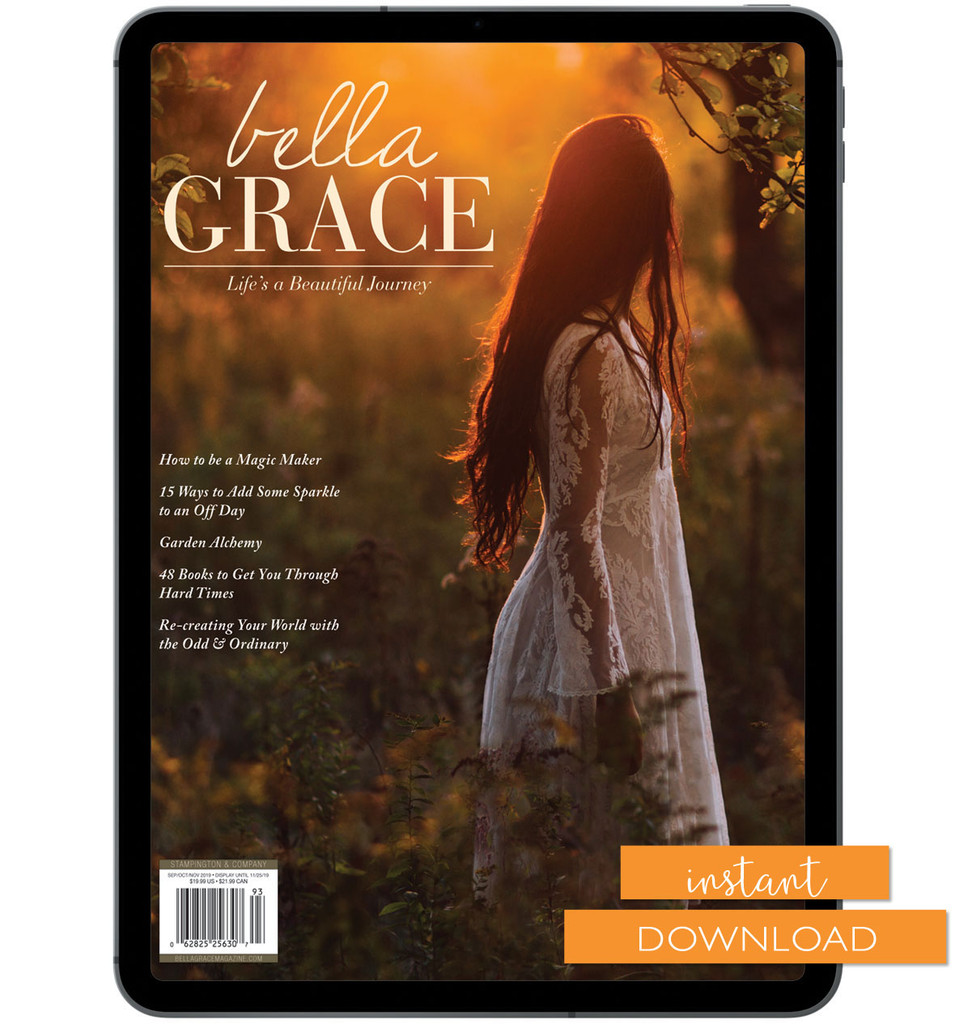 Bella Grace Issue 21 Instant Download