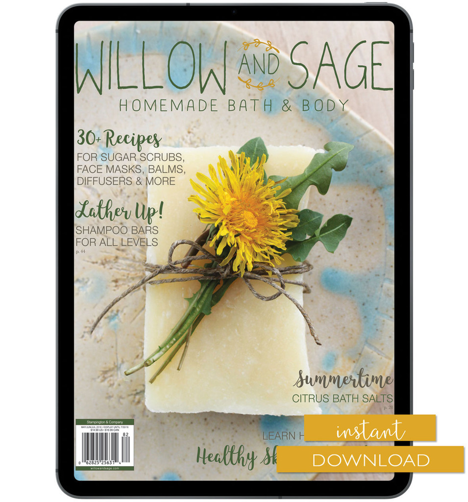 Willow and Sage Summer 2018 Instant Download
