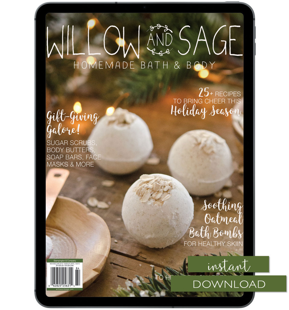 Willow and Sage Winter 2019 Instant Download