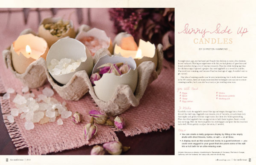 Willow and Sage The Candle Issue Instant Download