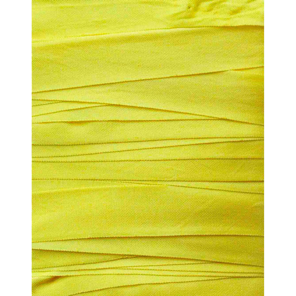 Seam Binding Ribbon Forsythia — 10 Yards