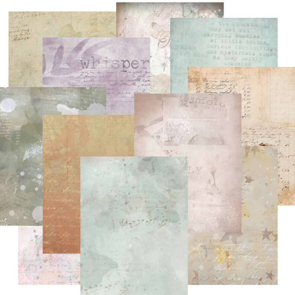 Artists' Papers Pack — 50 Sheets