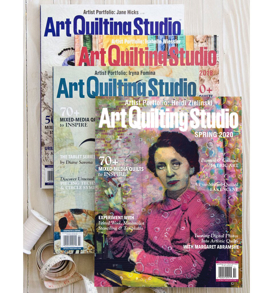 Art Quilting Studio Premium Subscription Bundle
