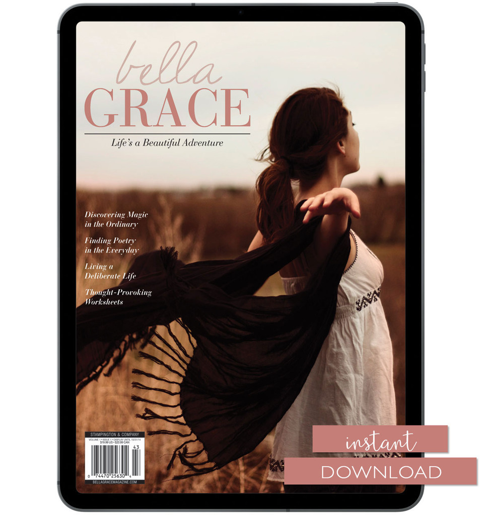 Bella Grace Issue 1 Instant Download