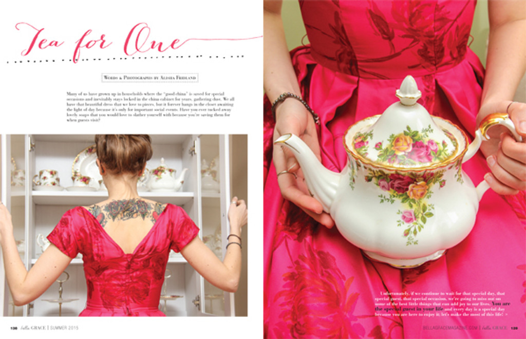 Bella Grace Issue 4 Instant Download
