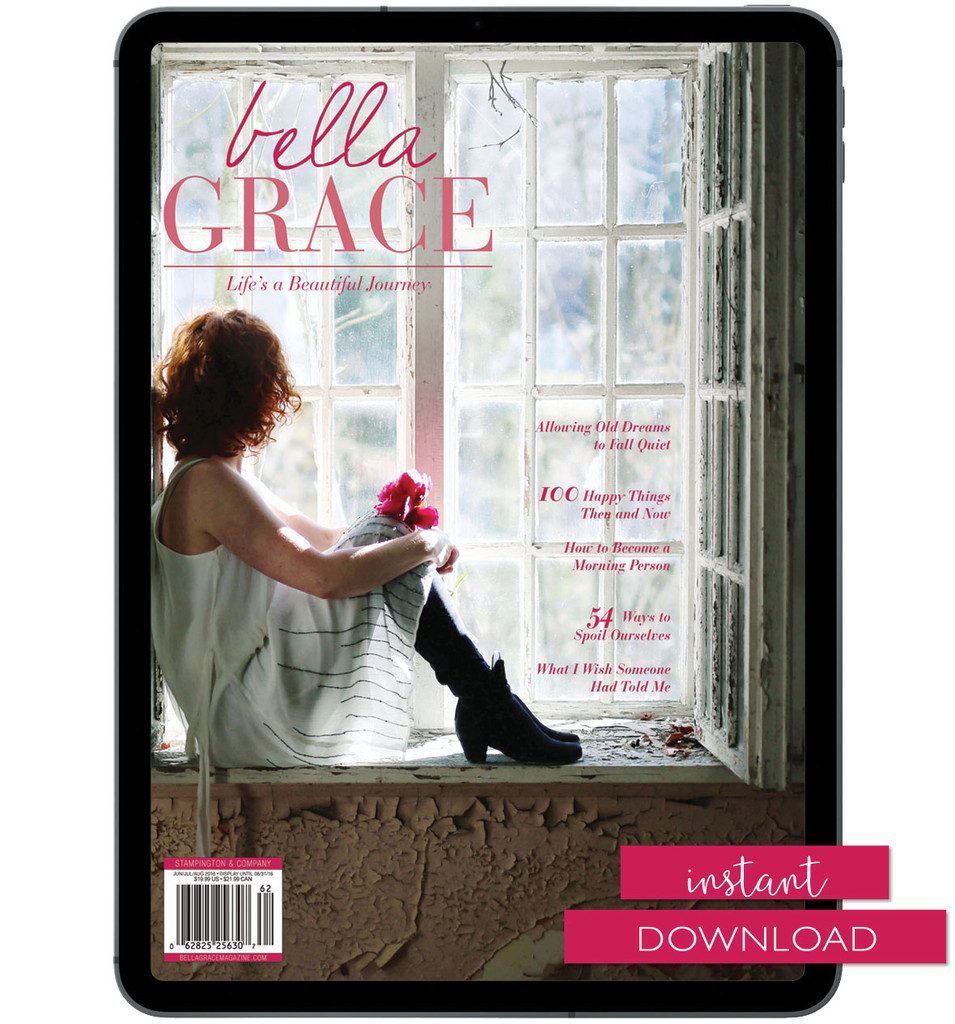 Bella Grace Issue 8 Instant Download