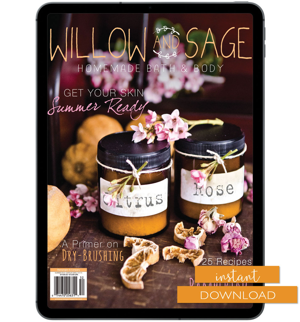 Willow and Sage Summer 2015 Instant Download