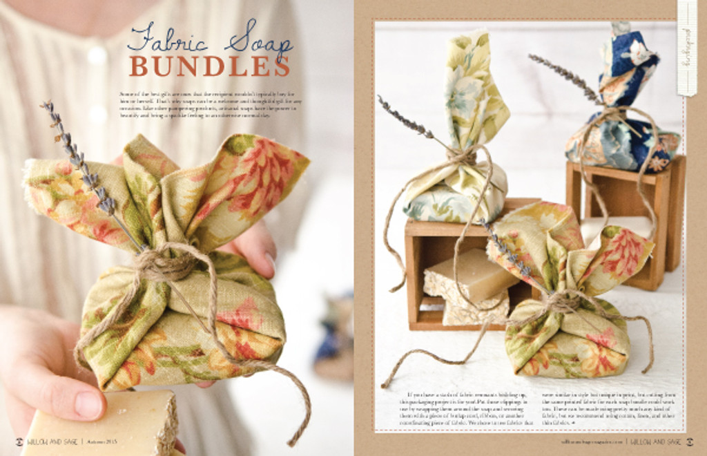 Willow and Sage Autumn 2015 Instant Download