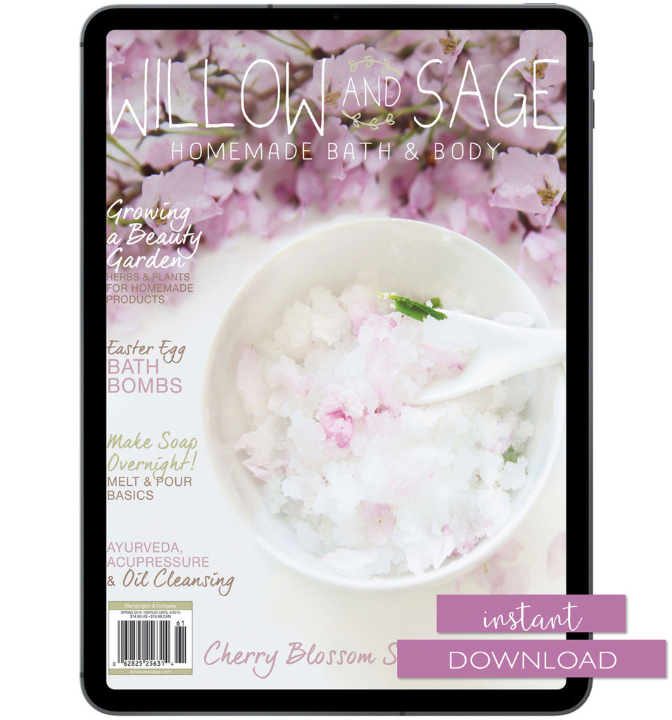 Willow and Sage Spring 2016 Instant Download