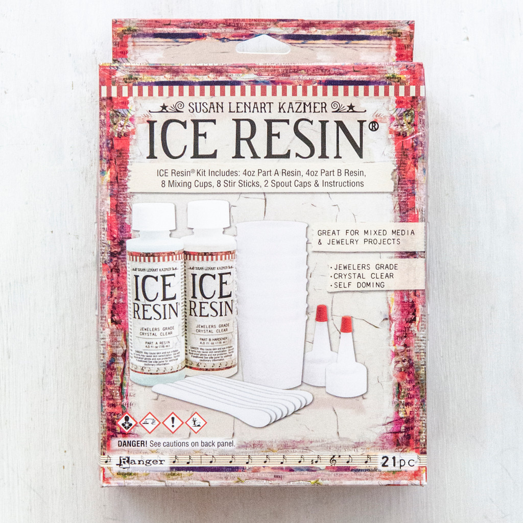 Ice Resin 8 oz Kit