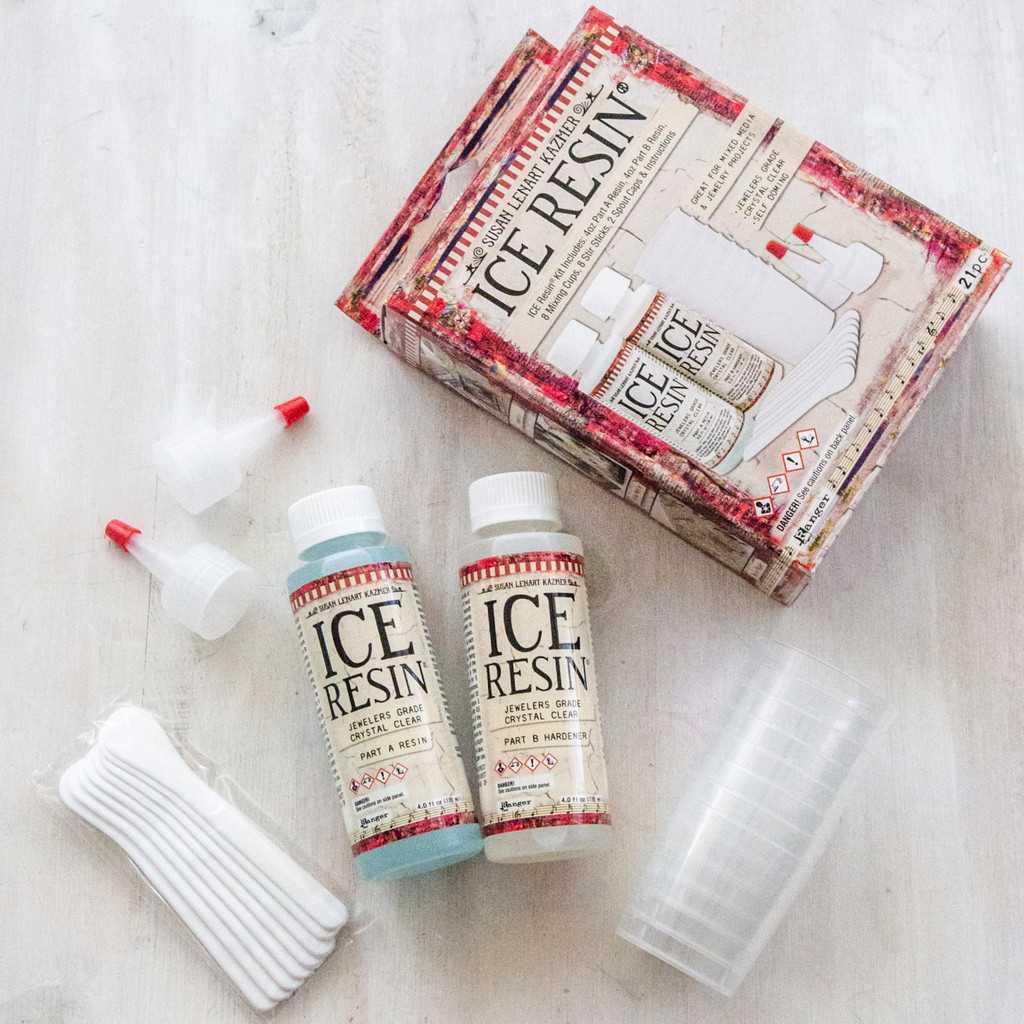 Ice Resin 8 oz Kit