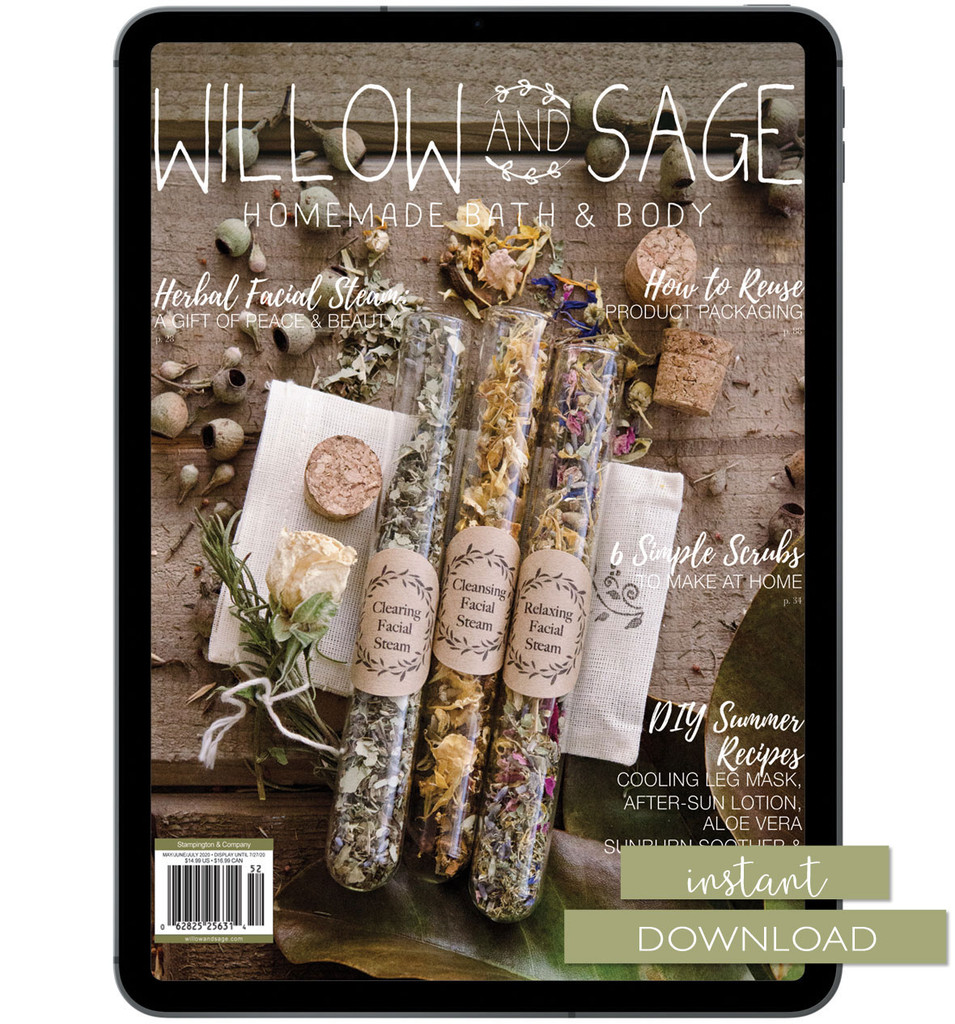 Willow and Sage Summer 2020 Instant Download