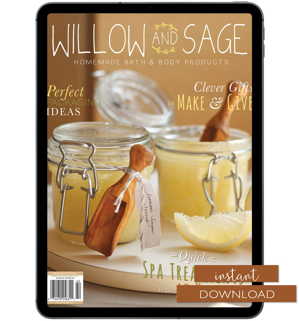 Willow and Sage Volume 1 Instant Download