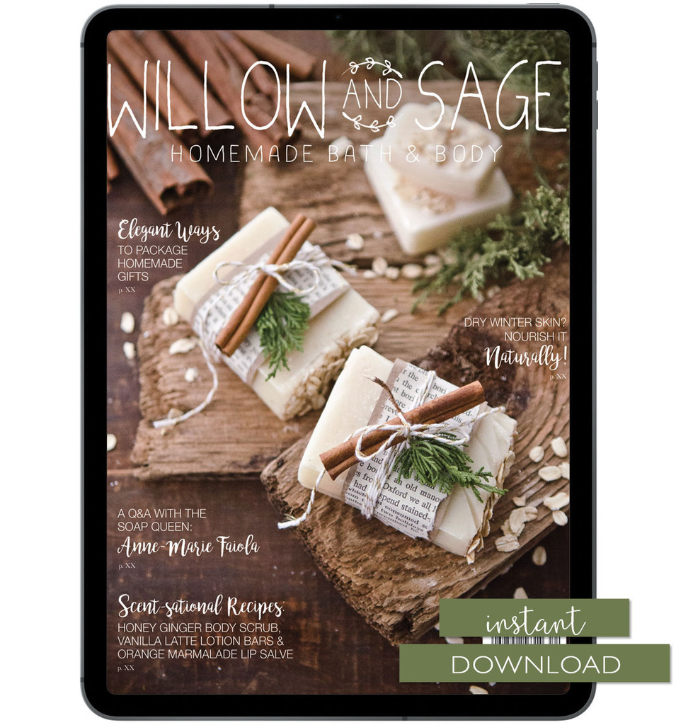 Willow and Sage Winter 2018 Instant Download