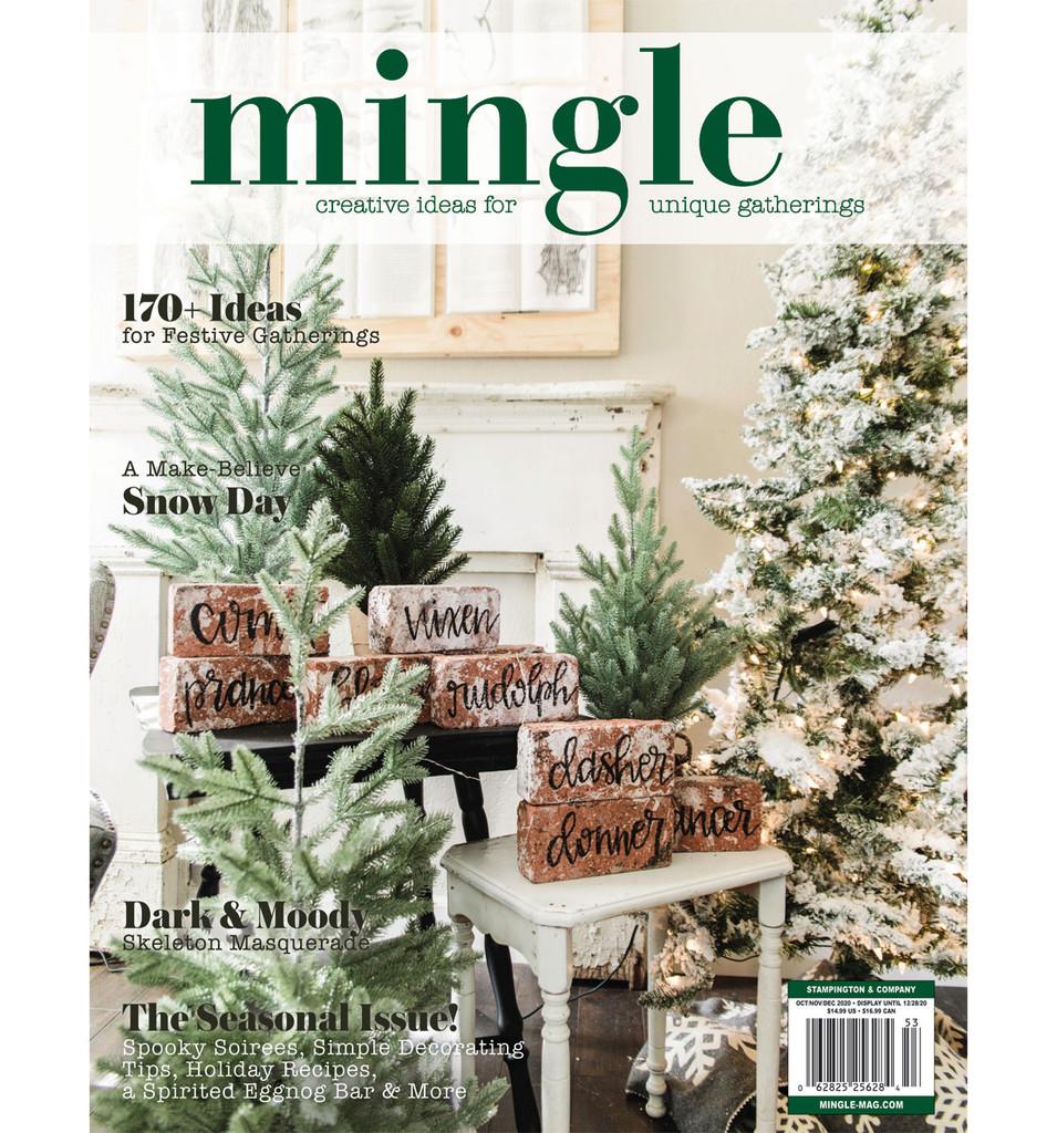 Mingle Autumn 2020  — New!