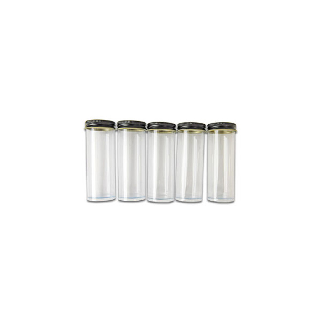 Storage Tubes 1-3/8 x 4