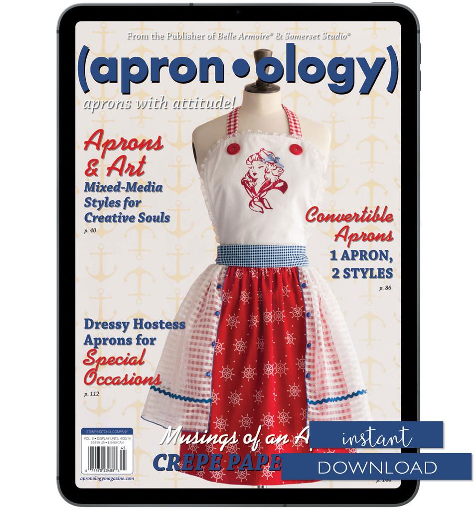 Apronology 2014 Volume 6 Instant Download