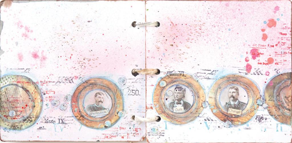 Art Journaling Spring 2016 Instant Download