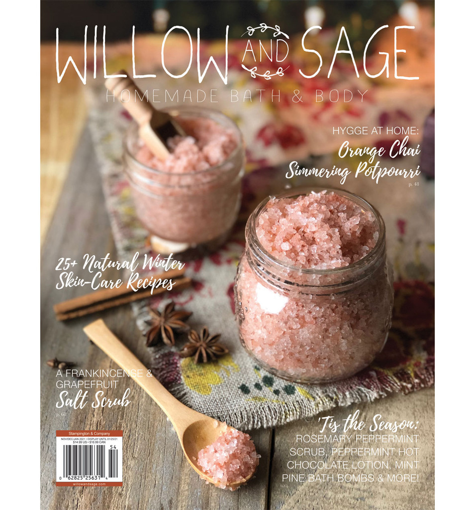 Willow and Sage Winter 2021 — New!