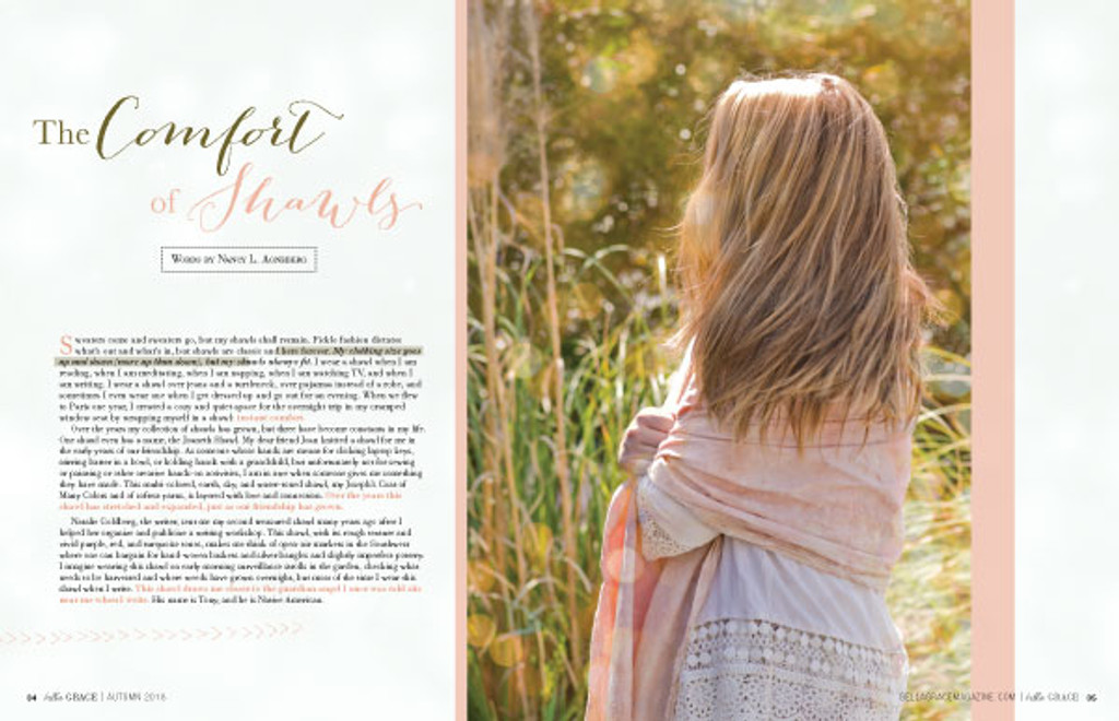 Bella Grace Presents The Cozy Issue Instant Download
