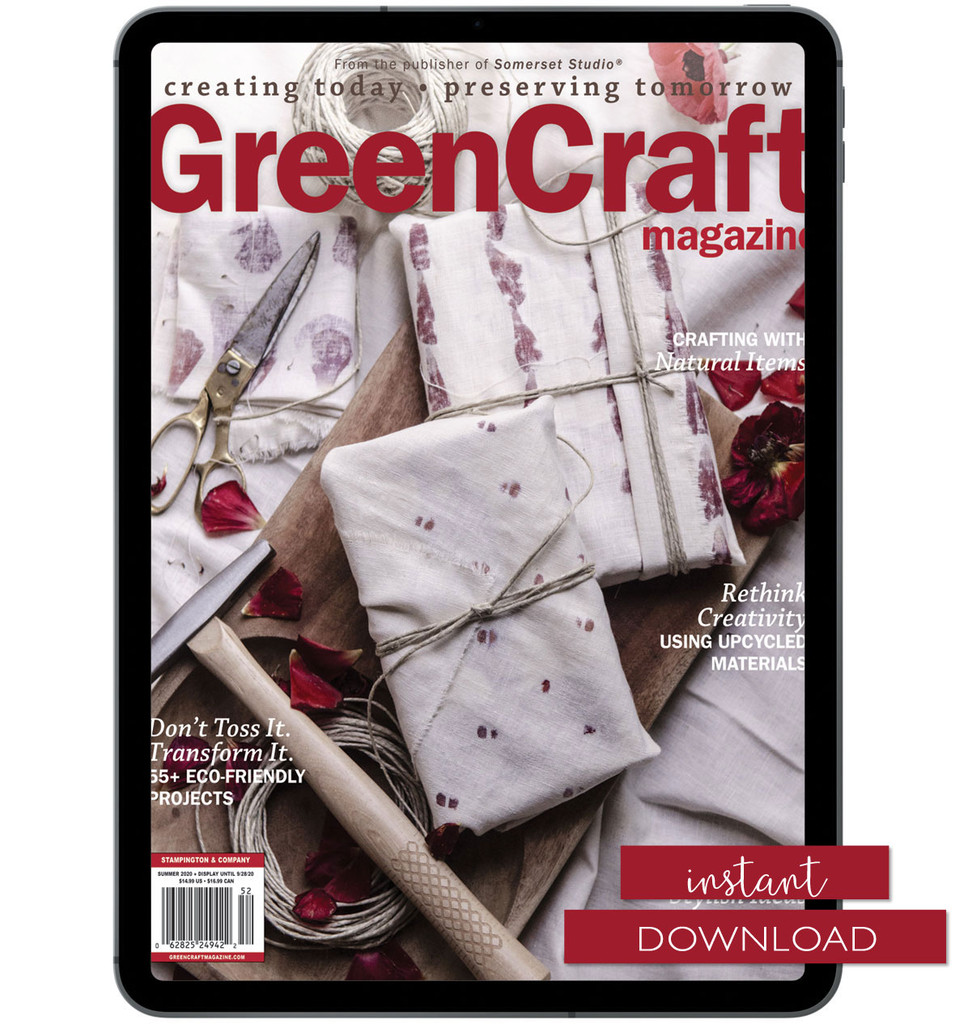 GreenCraft Summer 2020 Instant Download