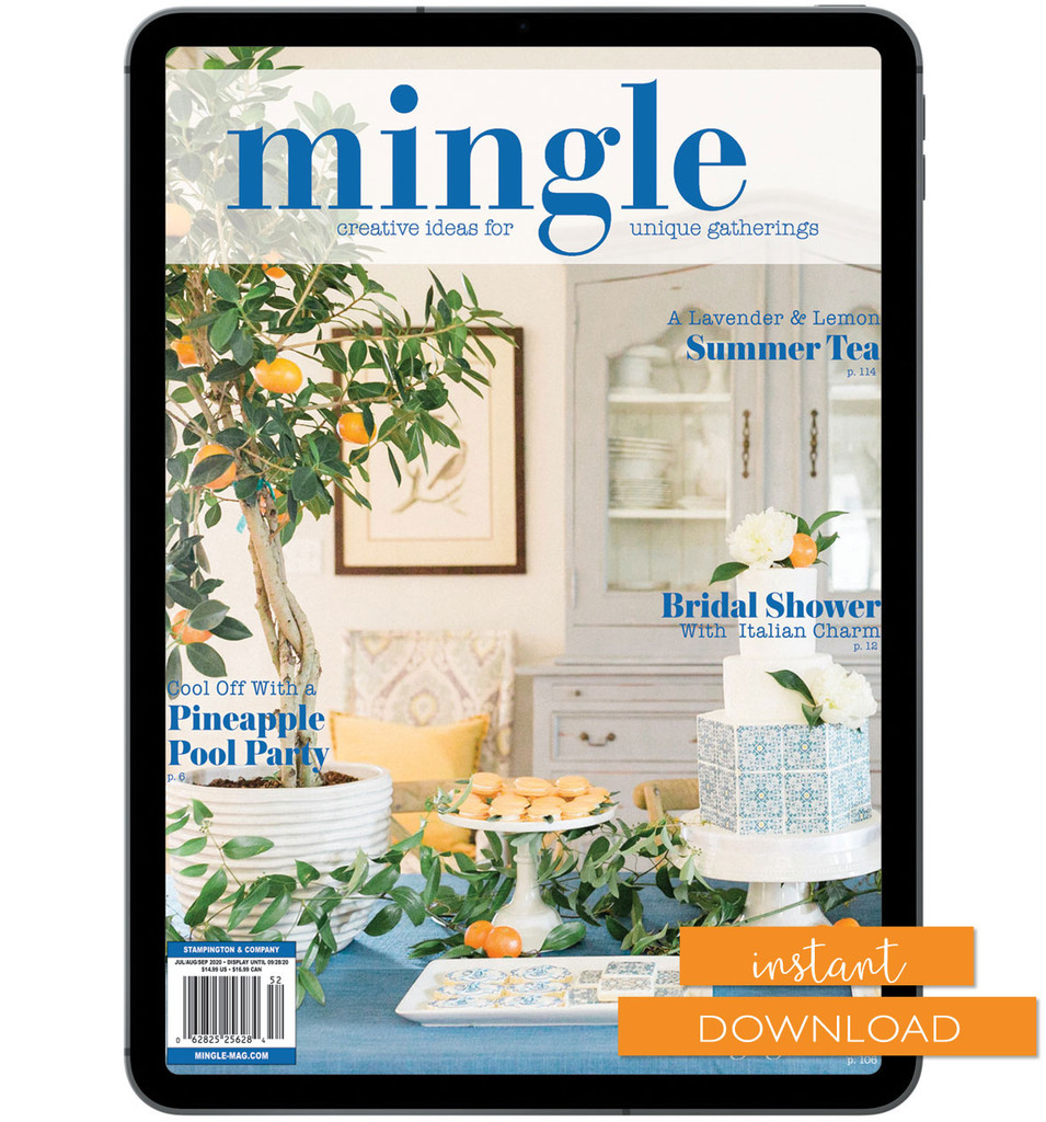 Mingle Summer 2020 Instant Download