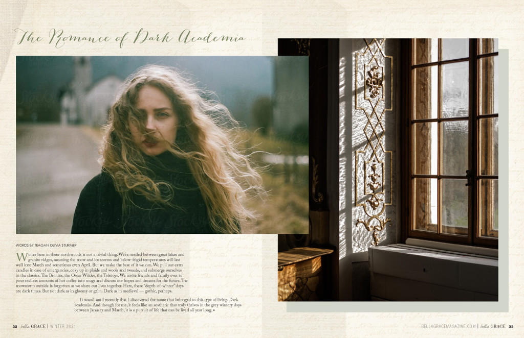 Bella Grace Issue 26