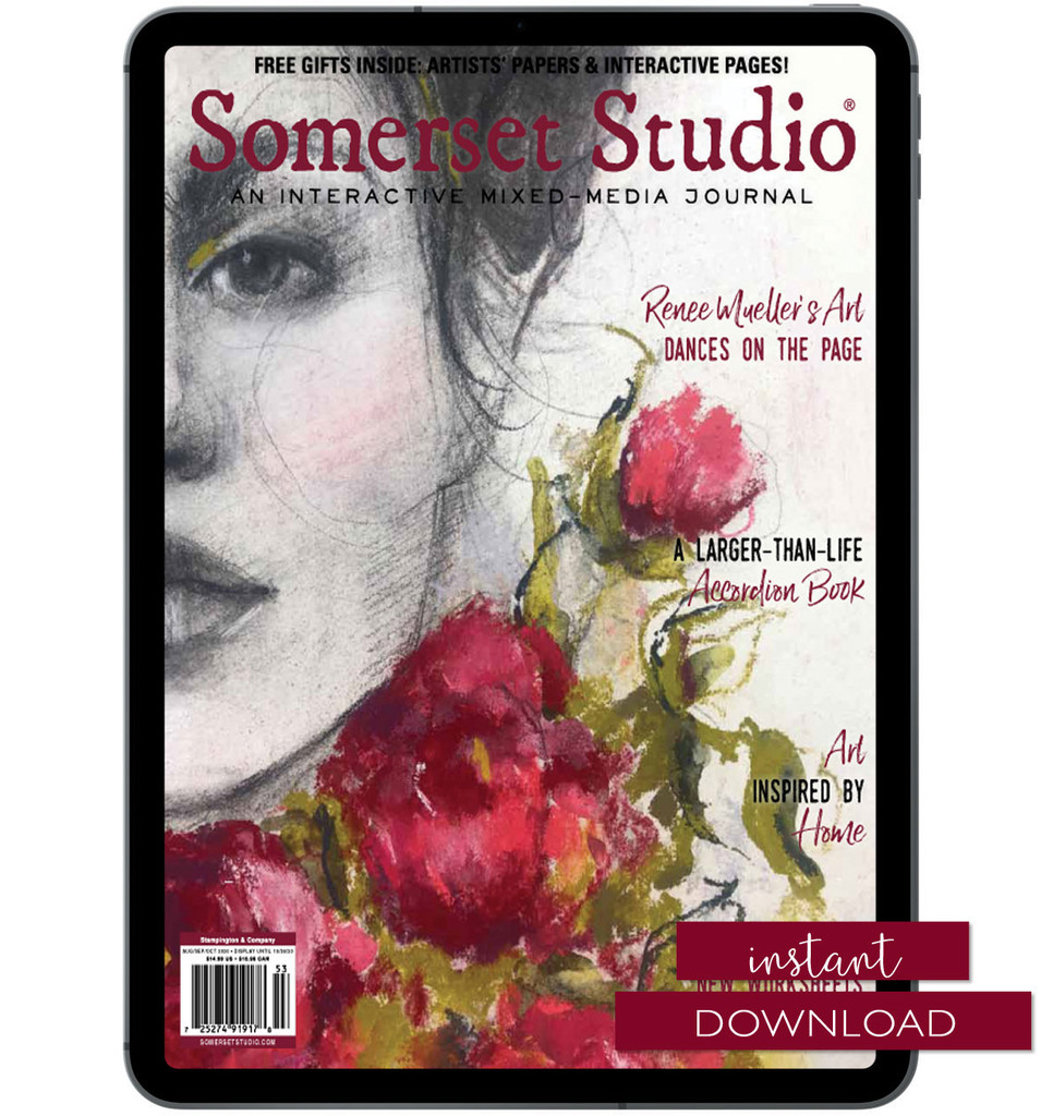 Somerset Studio Autumn 2020 Instant Download