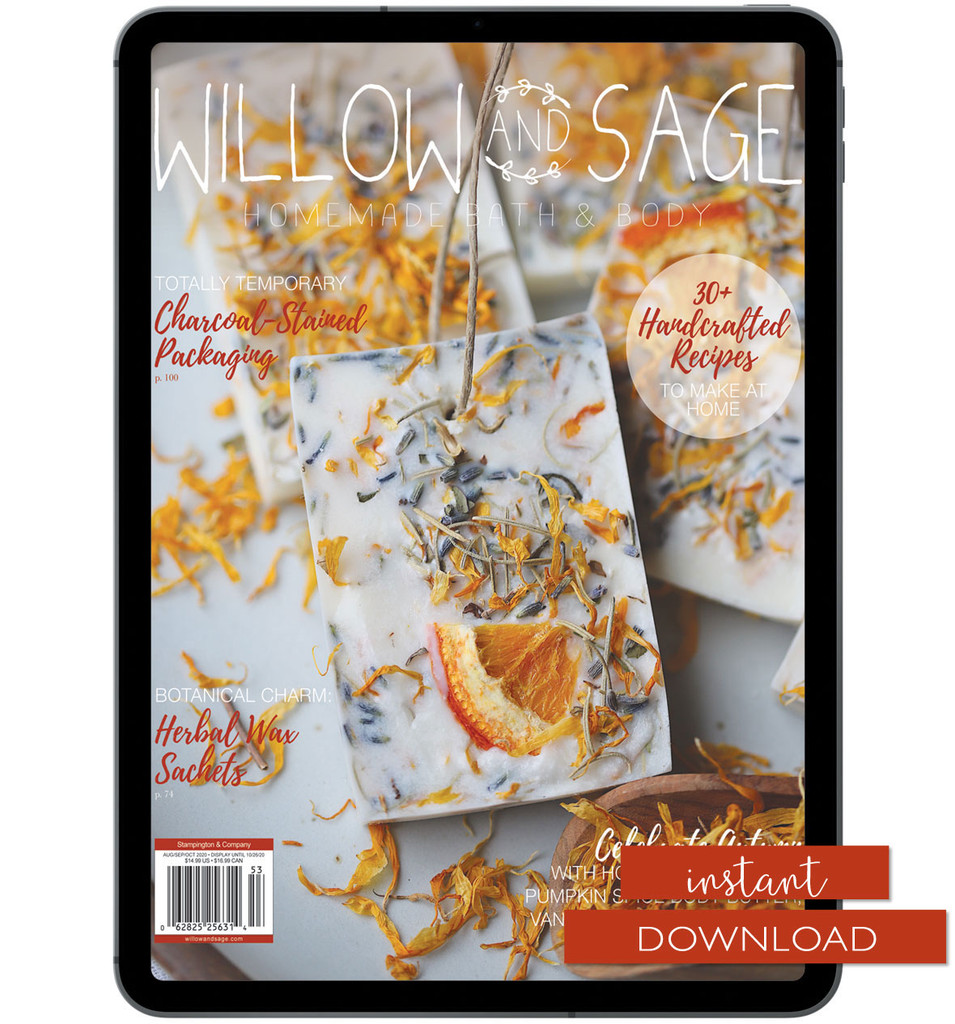 Willow and Sage Autumn 2020 Instant Download