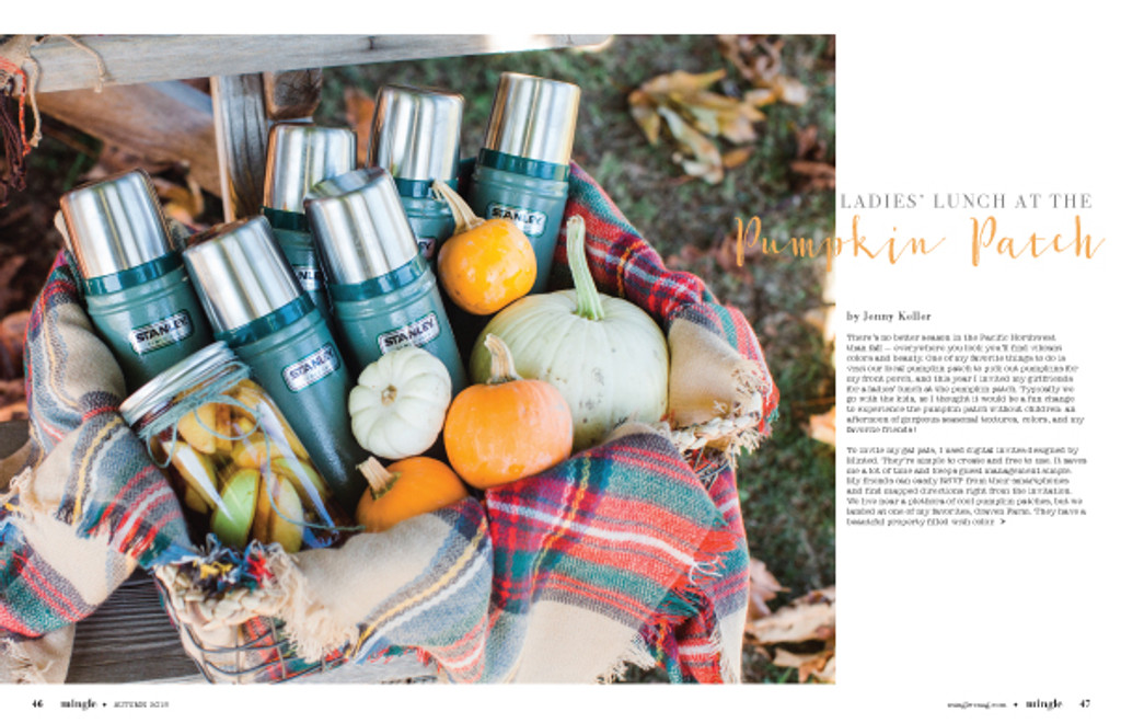 Mingle Autumn 2018 Instant Download