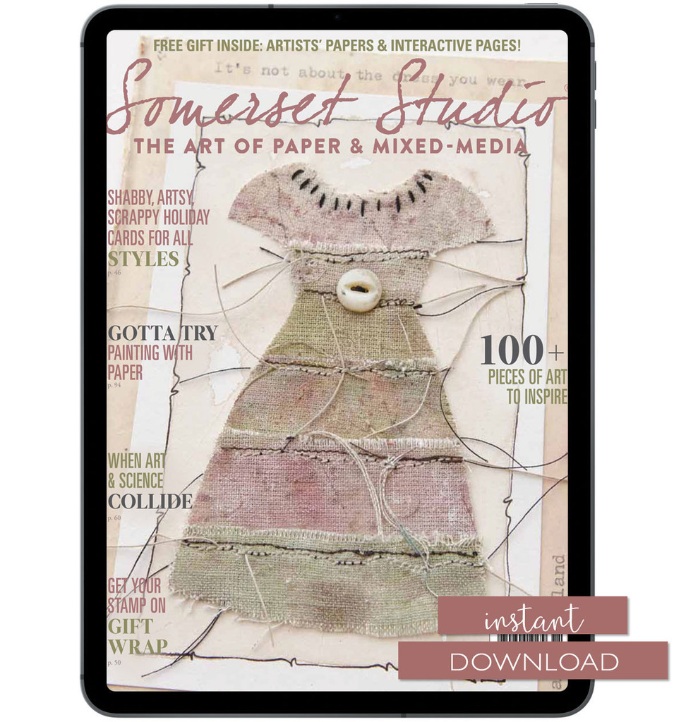 Somerset Studio Nov/Dec 2018 Instant Download