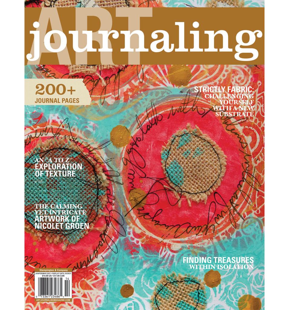 Art Journaling Winter 2021