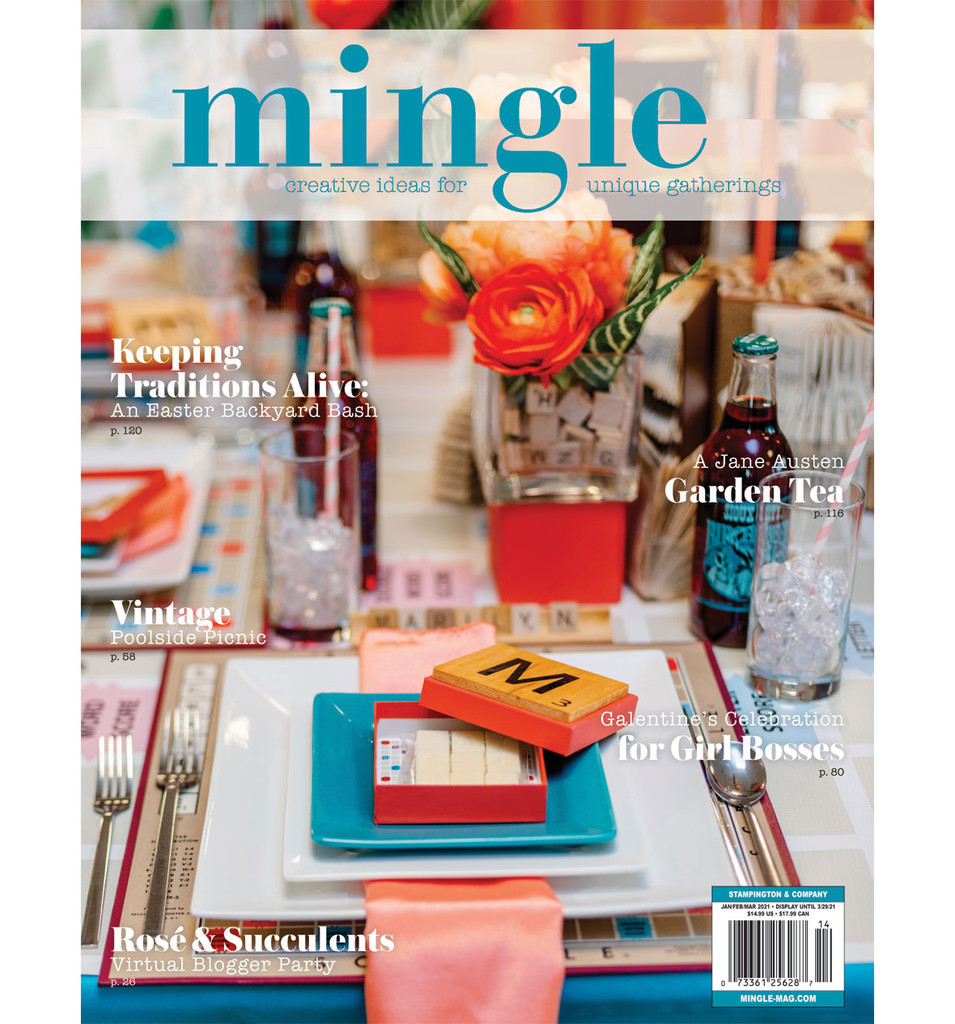 Mingle Winter 2021  – New!