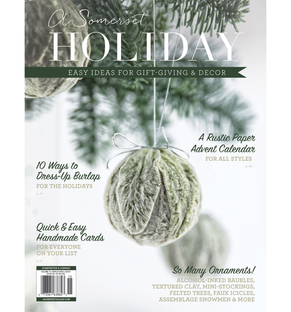 A Somerset Holiday Volume 15 – New!